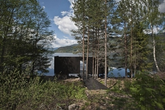 Architecture Photography: Into The Landscape / Rintala Eggertsson Architects - Into The Landscape / Rintala Eggertsson Architects (213595) - ArchDaily #architecture #context