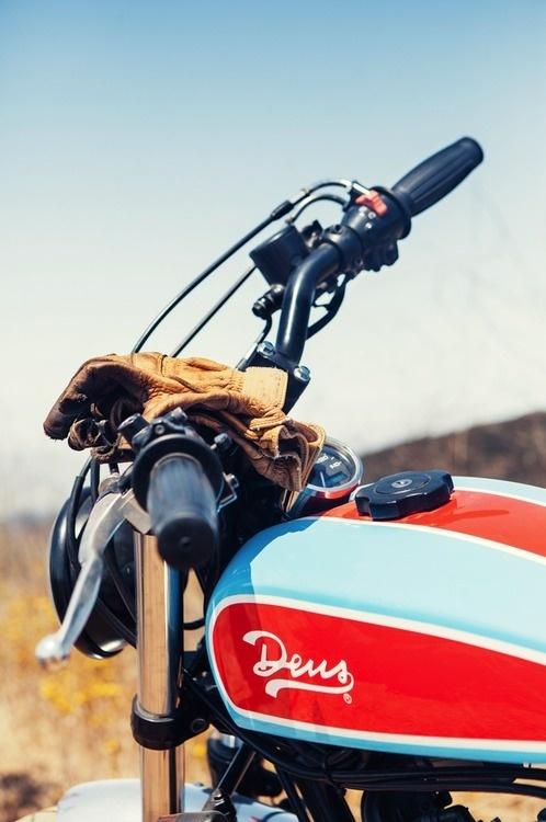 Deus #machina #retro #ex #motorcycles #deus