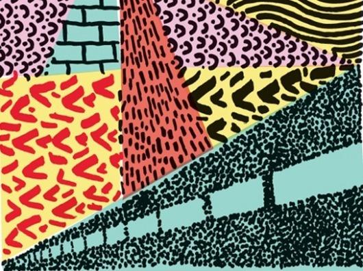 Gather & Fold | Alter #graphic #alter #melbourne #illustration #drawn #australia #hand