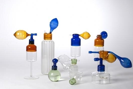 design attico: atomizer #bottles