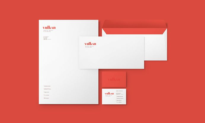 Vulkan on Behance