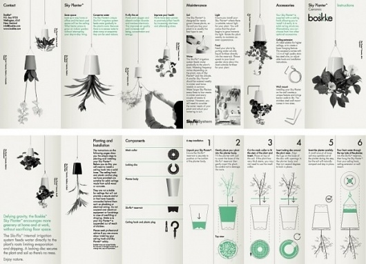 Tundra Blog | The blog of Studio Tundra. Creative inspiration mixed with the everyday. | Page 8 #brochure