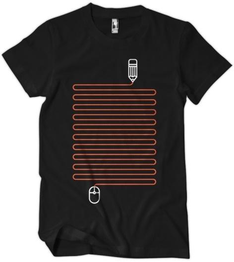 United Pixelworkers — Tim Boelaars Black #design #graphic #apparel