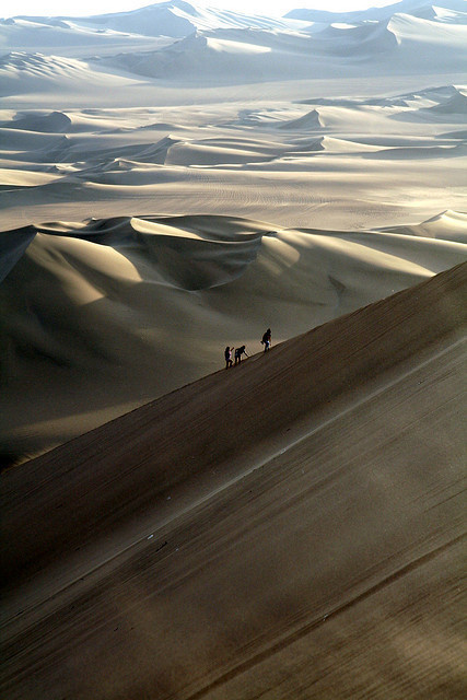 photo #huacachina #nazca #ica #peru #desert