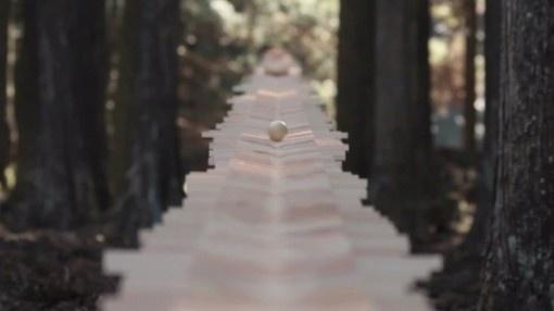 NTHN blog #ball #wood #film #xylophone #trees