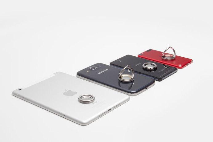 i-Ox Smartphone Grip #tech #flow #gadget #gift #ideas #cool