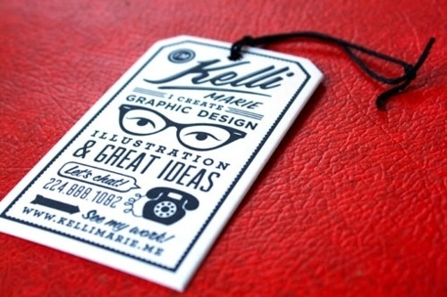 More stunning print designs | From up North #card #illustration #tag #typography