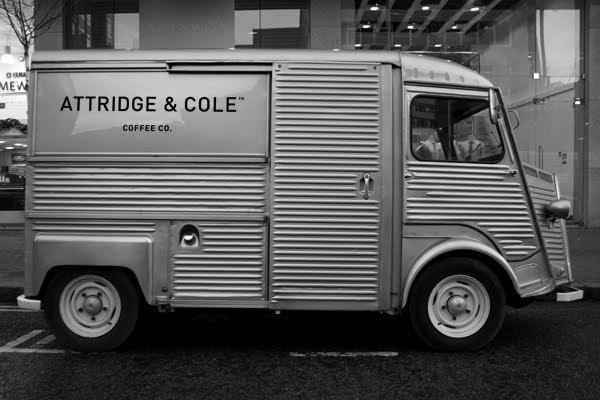 Han Picked: Attridge #coffee #truck