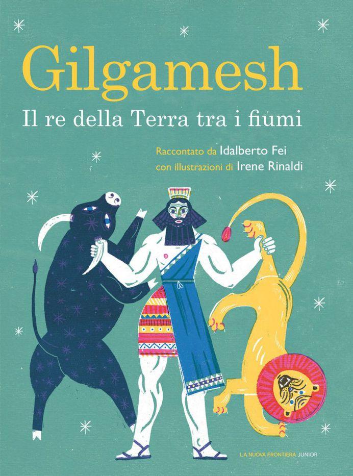 Gilgamesh by Irene Rinaldi
