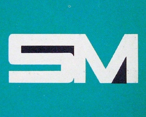 grain edit · Scandinavian Logos of the 1960s & 70s #logo #vintage