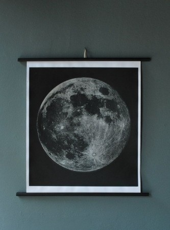 New for you - Svpply #print #projector #poster #moon