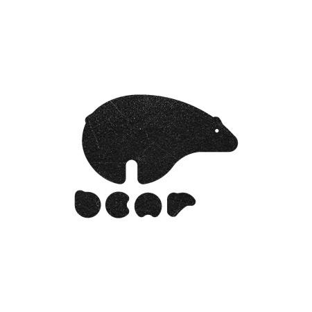 idgram - brandmarks, icons & symbols #designer #cresk #logo #bear #animal #idgram