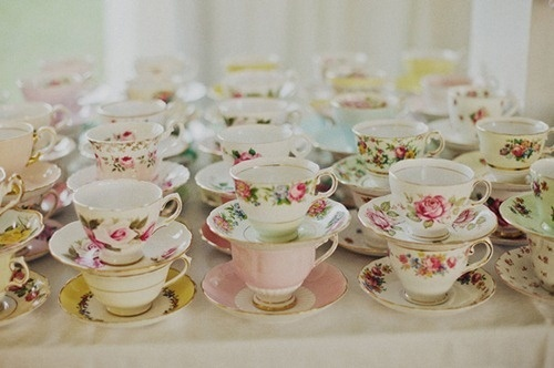 Haute Hippie Spring 2012 Collection #cups