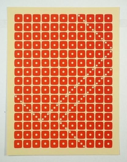 Prints made from Dice › Illusion – The Most Amazing Creations in Art, Photography, Design, and Video. #design #graphic