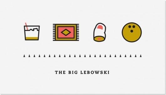 Kyle Tezak | Art Sponge #movie #illustration #lebowski #icons