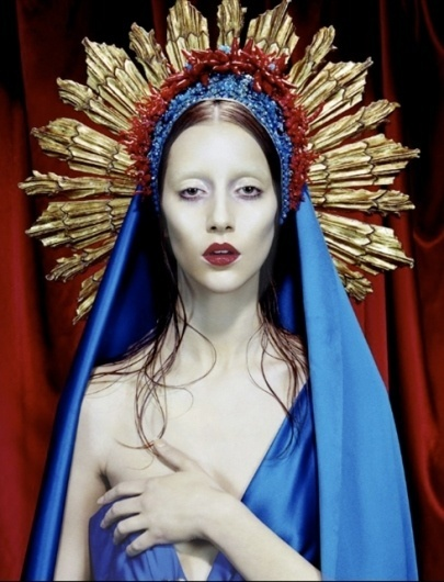 Immaculee | Paranaiv / Are Sundnes #alanna #miles #religious #zimmer #figure #religion #wax #holy #cire #aldridge