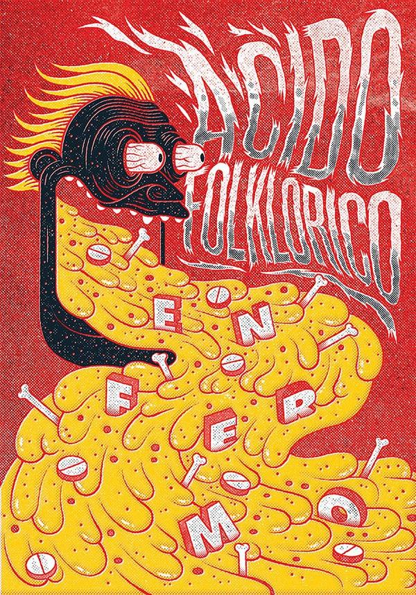 POGO. Hardcore punk posters