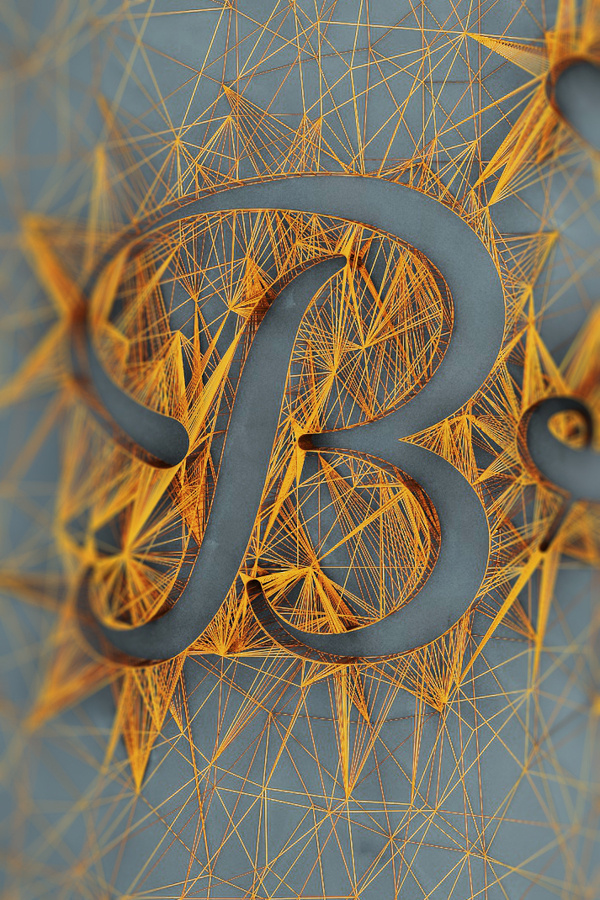 Typography – The Quick Brown Fox #letter #typography