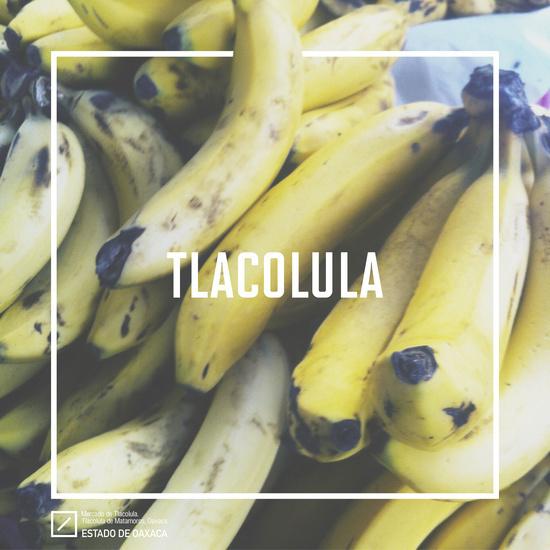 Andrea Roman //// Industrial Designer - Tlacolula Market #market #mexico #bananas #mexican #poster #oaxaca