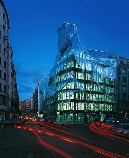 Basque Health Department Headquarters by Coll-Barreu Arquitectos   Yatzer #architecture
