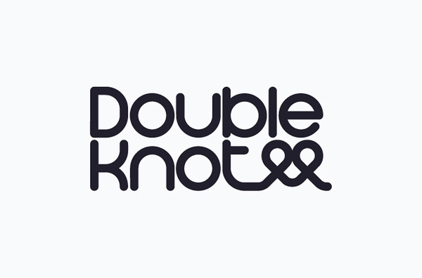 Double Knot logo designed by Stylo Design #logo
