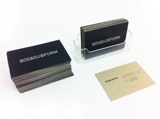 333c279.png 1,000×747 pixels #joost #dennis #business #bos #card #de #vries #identity #bossubform #typography