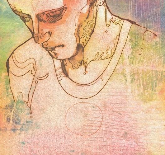 2012 : The World of C86 | Matt Lyon #illustration #drawing #watercolor