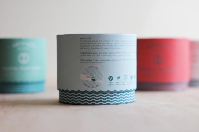 Artifact Masque #packaging #product #cosmetic #beatiful