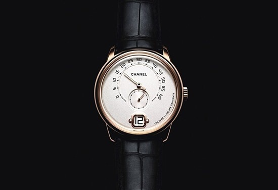 What are your thoughts on Chanel's first watch for men? #monsieurdechanel #Chanel #BaselWorld2016