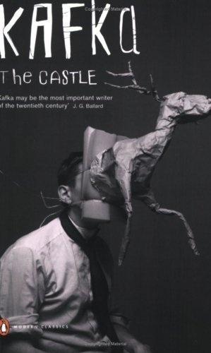 The Castle by Kafka via Baubauhaus. #cover #kafka #book