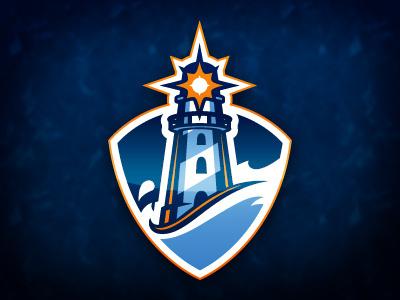 Kris_bazen_middlesex_islanders #badge #lighthouse #islanders #logo #hockey