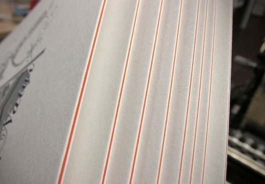 Graphic-ExchanGE - a selection of graphic projects #card #striped #business