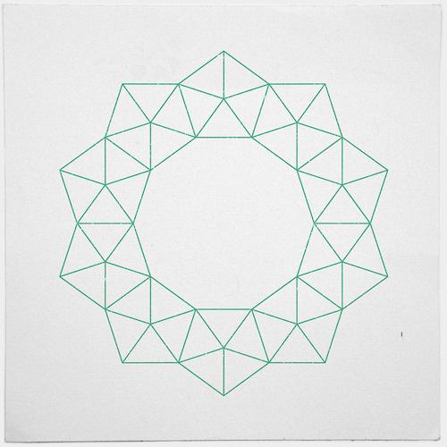 #236 Nova – A new minimal geometric composition each day