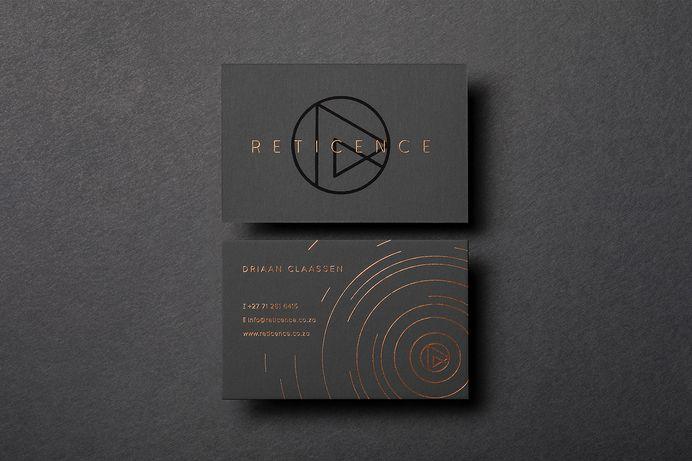Reticence on Behance