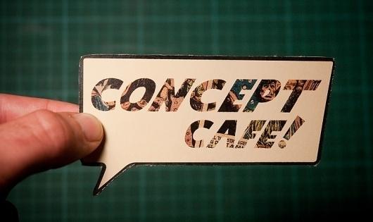 –Concept Café : Mikael Fløysand #branding