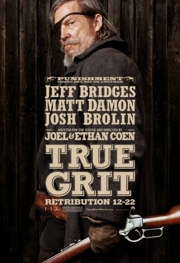 Phil Coffman – Art Director » True Grit Poster #movie #posters