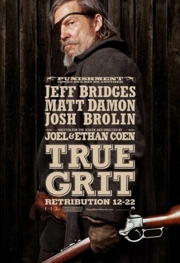 Phil Coffman – Art Director » True Grit Poster