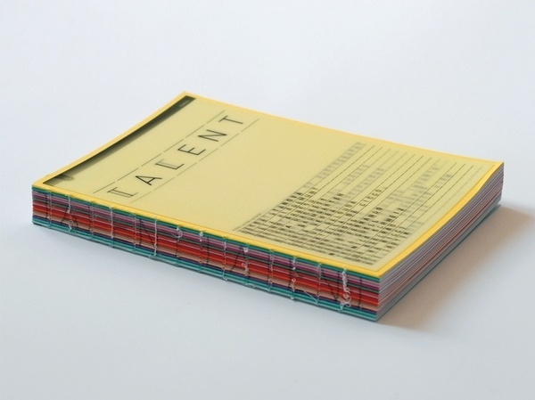 Talent Latent on the Behance Network #print #design #magazine