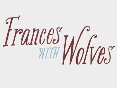 Frncswthwlvs #type #drawn #hand #typography