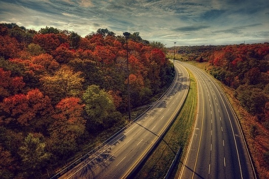 All sizes | Leaside Fall 3 | Flickr - Photo Sharing! #don #fall #dvp #valley #toronto #highway