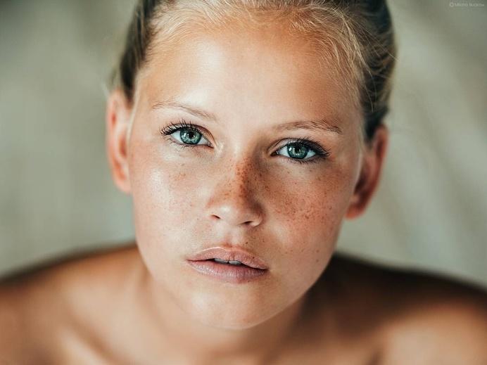 Beautiful Portraits by Mischa Buckow