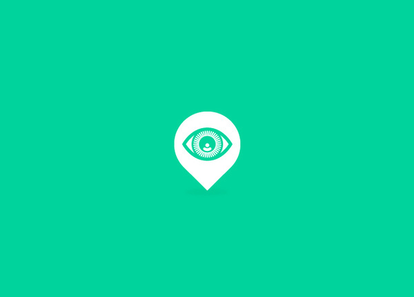 Presense by Carl Platon #icon #eye #arrow