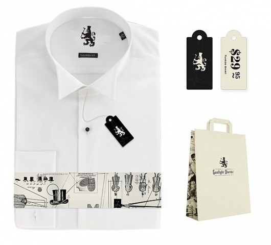 Graphic-ExchanGE - a selection of graphic projects #white #branding #icon #black #identity #fashion