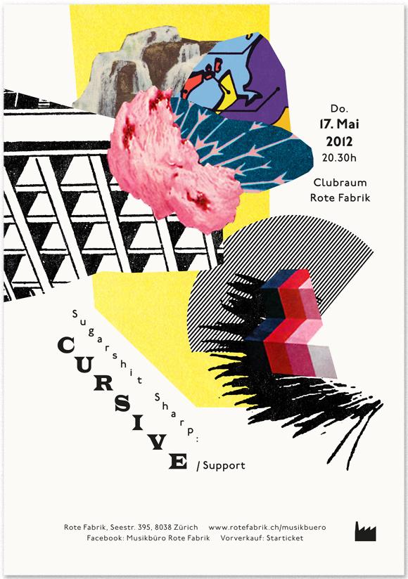 Comet Substance #afiche #poster