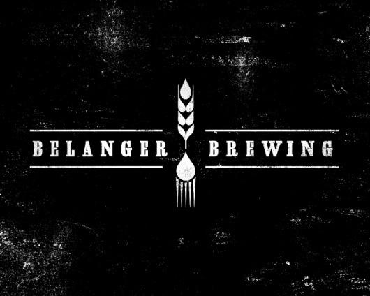 Belanger Brewing - Andrew Kiekhafer #logo #brewing #beer