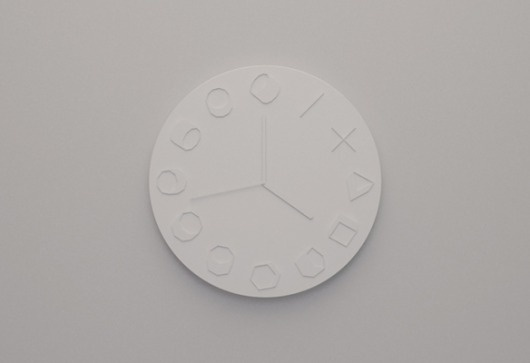 Family +44 7595 746 785 #clock #white #shapes