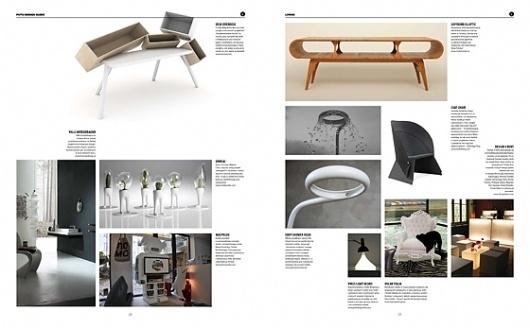 futu design guide : portfolio #print #layout #typography