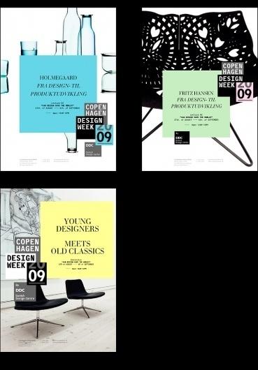 copenhagen design week 09 visual identity. Black Bedroom Furniture Sets. Home Design Ideas