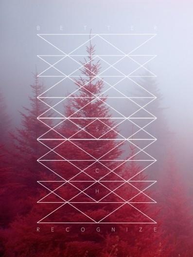 Typographie - gregmelander: LINE WORK A nice poster design... #work #line #typography