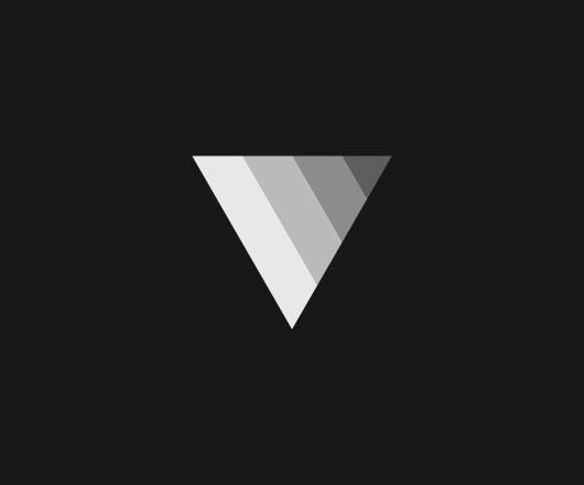 Invectorwetrust / THE NEWMODE #triangle #white #black #and